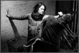 Afb: Het Stay away programma voor vrouwen
